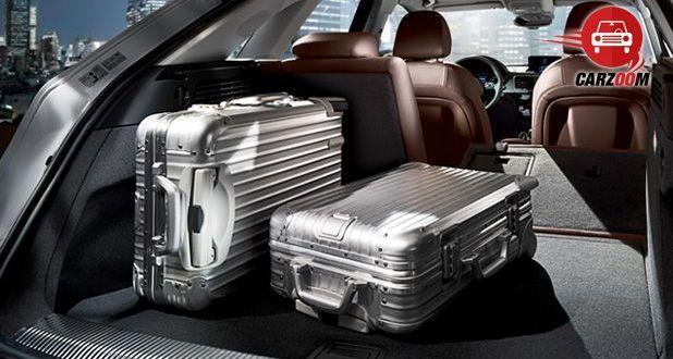 Audi Q3 Interiors Bootspace