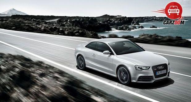 Audi RS5 Exteriors Top View