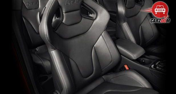 Audi RS5 Interiors Seats