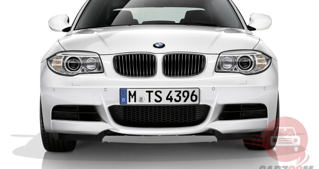 BMW 1 Series Exteriors Front View