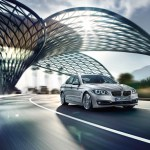 BMW 5 Series Exteriors Overall