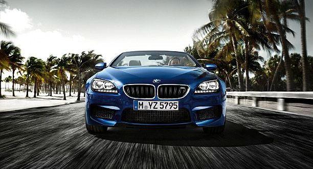 BMW M6 Exteriors Front View