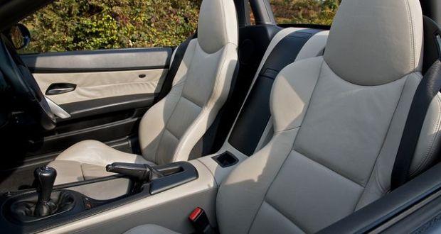 BMW Z4 Interiors Seats