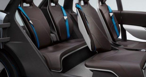 BMW i3 Interiors Seats