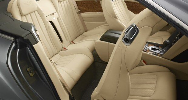 Bentley Continental GTC Interiors Seats
