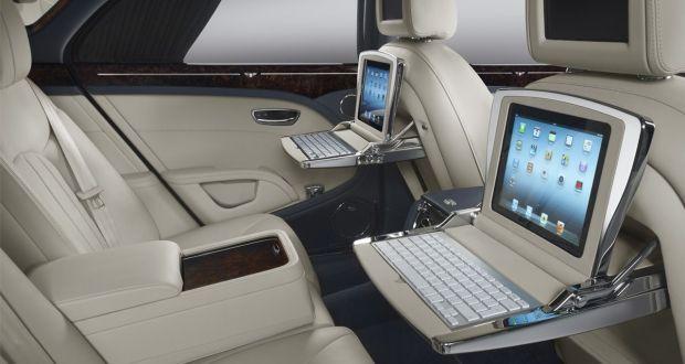 Bentley Mulsanne Interiors Seats