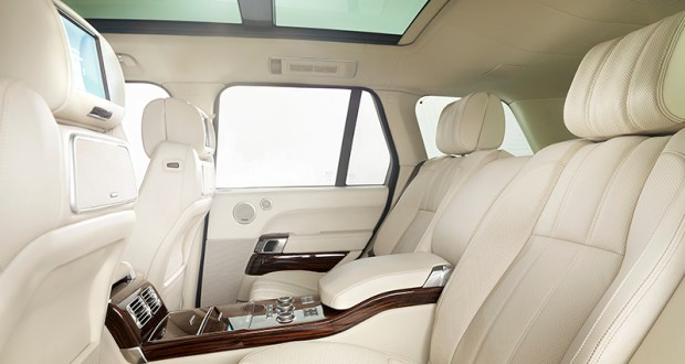 Land Rover Range Rover Interiors Seats