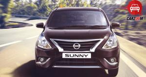 Nissaan Sunny Facelift