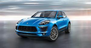 Porsche Macan Unveiled, India Launch in 2014