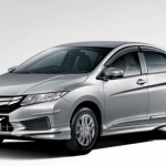 New Honda City 1.5 S MT
