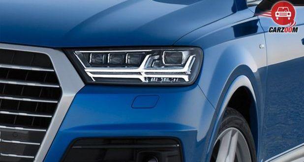 Audi Q7 Headlights