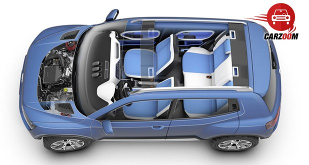 Auto Expo 2014 Volkswagen Taigun Exteriors Overall