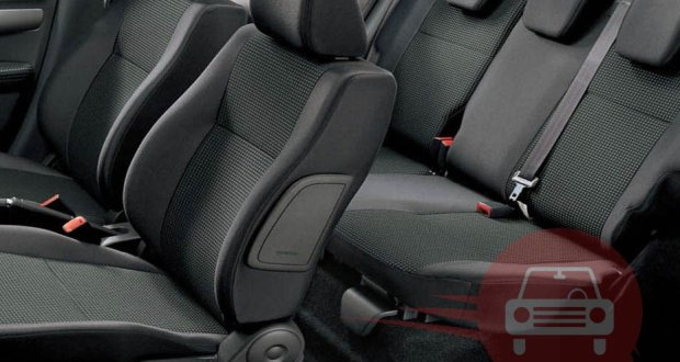 Maruti Suzuki Swift Interiors Seats