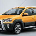 Toyota Etios Cross Exteriors Overall