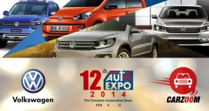 Volkwagen-Auto-Expo