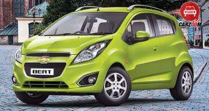 Auto Expo 2014 Chevrolet Beat facelift