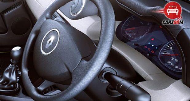Auto Expo 2014 Renault Duster Adventure Interiors Dashboard