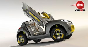 Auto Expo 2014 Renault KWID concept Exteriors Overall