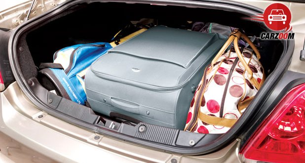 Fiat Linea Classic Interiors Bootspace