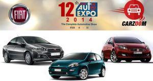 Fiat to Showcase Fiat Bravo, Linea facelift & New Punto facelift