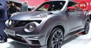 Geneva International Motor Show 2014 - NISSAN Juke NISMO RS Exteriors Overall