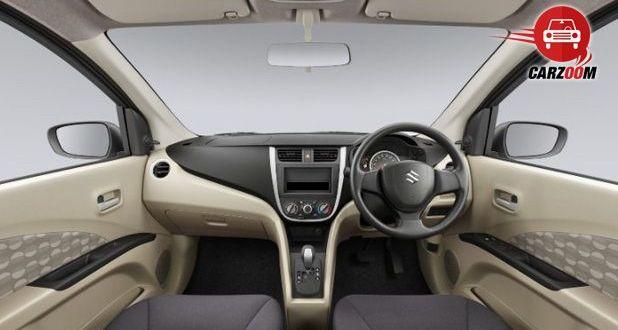 Maruti Suzuki Celerio Interiors Dashboard