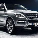 Mercedes-Benz M-Class Exteriors Overall
