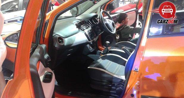 Fiat Avventura Interiors Dashboard
