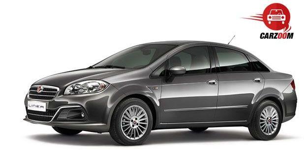 Fiat Linea Exteriors Overall