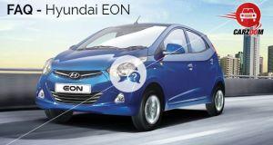 Hyundai EON FAQ