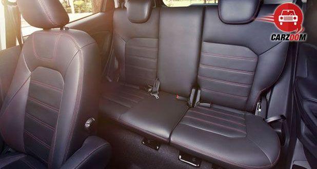 Ford EcoSport Interiors Seats