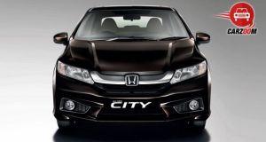 Honda City Exteriors Front View