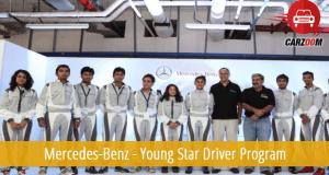 Mercedes-Benz 'Young Star Driver Program'