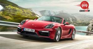 Porsche Boxster GTS Exteriors Overall