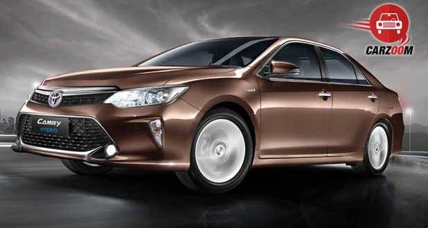 Toyota Camry Exteriors Overall