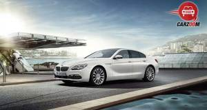 BMW 6 series Gran Coupe Exteriors Overall