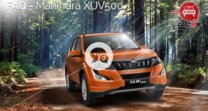 FAQ Mahindra XUV500