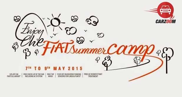 Fiat summer camp