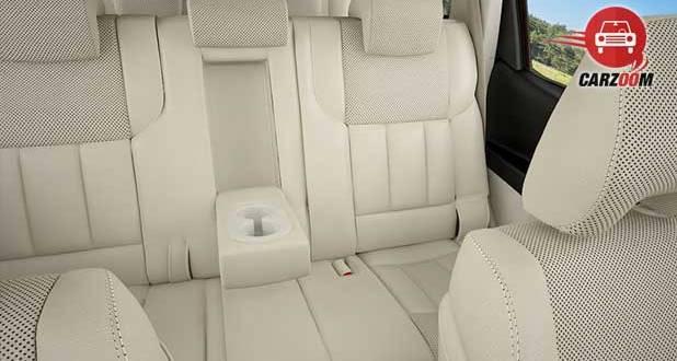 mahindra XUV500 Interiors Seats View