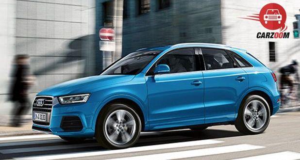 Audi Q3 Exterior View