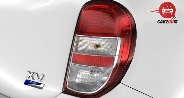 Nissan Micra Active Exterior Tail Light View