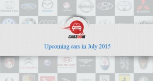 Upcoming Car July