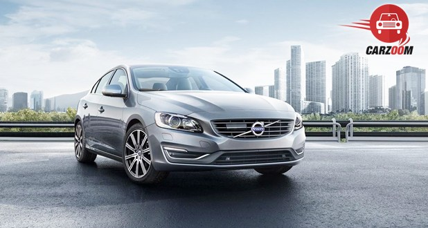 Volvo S60 T6 Exterior Front and Side View
