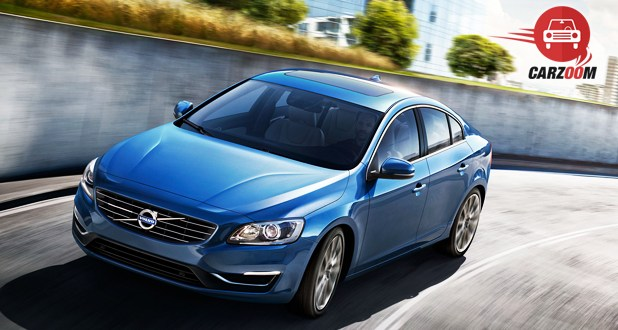 Volvo S60 T6 Exterior Top and Front View