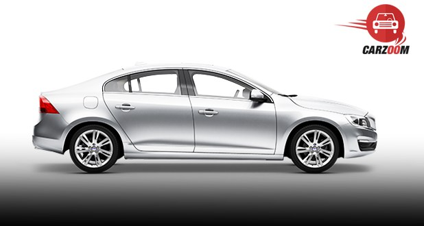 Volvo S60 T6 Exteriors Side