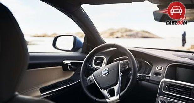 Volvo S60 T6 Interior Side View