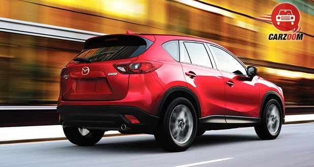 Mazda CX-5 Exterior Back View