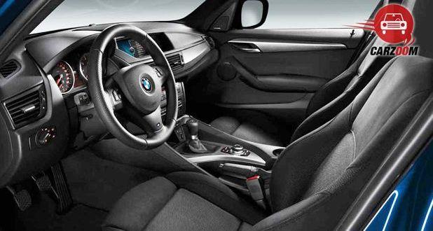BMW X1 sDrive 20d M Sport Interior Dashboard View