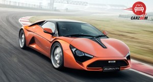 DC Avanti Front and Side View