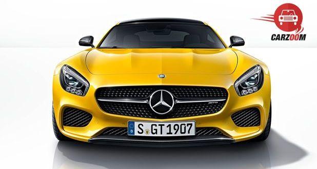 Mercedes-Benz AMG GT S Exterior Front View